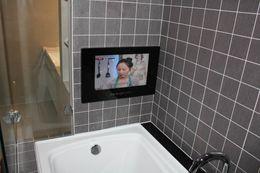 Wholesale bathroom Mirror TV China Waterproof LED TV Hotel HDTV Digital TV FreeView USB HDMI