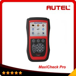 Wholesale 2015 New designed Original Special Application Diagnostics Autel MaxiCheck Pro EPB ABS SRS Climate Control SAS TPMS Function DHL free