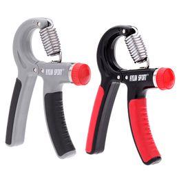 Ejercitador de agarre en venta-Mano ajustable Power Fitness Exercizer agarrador de la mano 10-40 Kg Exercizer apretón de la muñeca del antebrazo entrenamiento de la fuerza Y0265