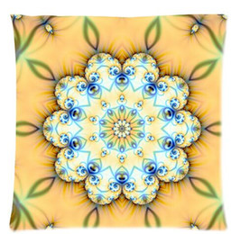 Wholesale Cool Pillowcase Mandala Hippie Tapestry Style Pillow Case18 x inch