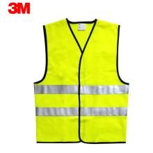 Wholesale 3M V10S0 Ventilation safety vest Reflective clothes Reflective vest Safety riding construction outdoor at night no maintain