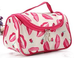 Wholesale Cosmetic Case Bag Appropriate Capacity Portable Women Makeup Cosmetic Bags Storage Travel Bags Make It Fashionable And Attractive