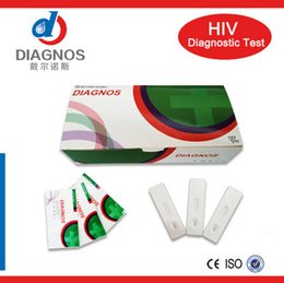 Wholesale Antibodies to HIV type type and Subtype O HIV1 O Rapid Test Combo Cassette