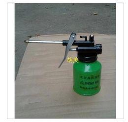 Wholesale 250 ml machine oil can oil gun lubricator oil gun oiler aluminum cover high pressure oil gun order lt no track