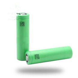 Wholesale 100 original sony battery for sony li ion battery US18650 VTC3 VTC4 VTC5 mah mah mah V A battery