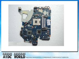 Wholesale For Acer Aspire G MBRFF02005 MB RFF02 P5WE0 LA P Laptop Motherboard tested good days warranty