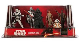 Wholesale Star Wars The Force Awakens Figurine Playset Toys BB Darth Vader Stormtrooper Rey set Classic figures Collection Children Gift