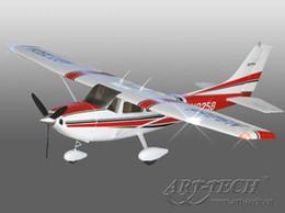 Wholesale radio control airplane Art Tech Cessna class RTF EPO mm HY000368