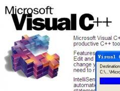 Wholesale English full version VC6 two C language vc6 software VC Visual C