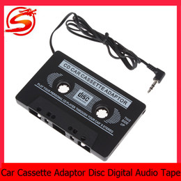 Wholesale mini Digital Audio Car amplifier Disc Tape for iPod MP3 CD car mps3 Player with standard mm audio sock CEC_809