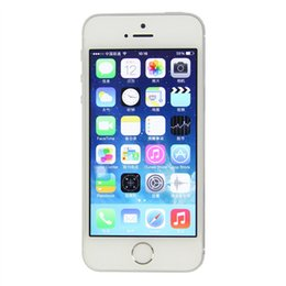 Original Refurbished factory unlocked iphone 5S 16GB 32GB 64GB touchscreen 8MP camera smartphone in stock