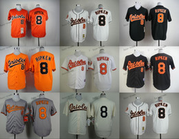 Wholesale baltimore orioles cal ripken Baseball Jersey Cheap Rugby Jerseys Authentic Stitched Size