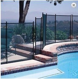 Wholesale Portable and comfortable swimming Pool Fence m