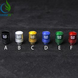 Wholesale supplier of steel pipe aluminum drip tip wide bore octagon drip tip fit for any atomizer