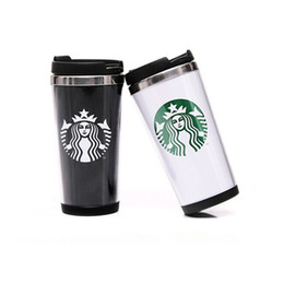 Starbucks Double Wall Stainless Steel Mug Flexible Cups Coffee Cup Mug Tea   Travelling Mugs  Tea Cups Wine Cups