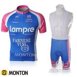 Wholesale cycling jersey store Bike Suit padded cycling Short Sleeves Bib Pants cycling team Jerseys Lampre Cycling Kit camo cycling jersey C00S