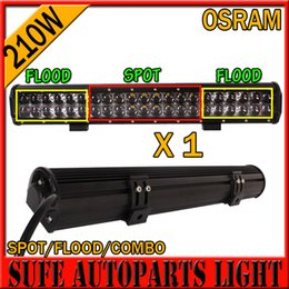 Wholesale 20 inch W LED Light Bar CREE ATV Car OSRAM LED Work Offroad Light Bar x4 Wagon AWD SUV Trucks Beam Combo WD SUV DC V