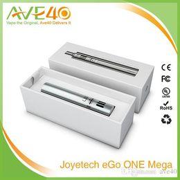 2016 gros joyetech Un Mega Kit kit ego Vaporisateur Kit Joyetech Ego Kit Ego One Battery 2600mAh Kit Ego Starter gros DHL gratuit