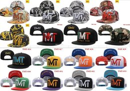 Wholesale New Arrivals The Money Team TMT Snapbacks Trucker Hard Work Dedication Cap Unisex Men Women Adjustable Caps Hats Mix Order