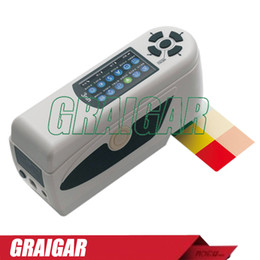 NEW NH310 portable computer color difference instrument plating color difference meter color measuring instrument