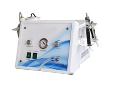 3 in 1 hydrodermabrasion diamond microdermabrasion water oxygen jet diamond skin peeling diamond tip microdermabrasion machine