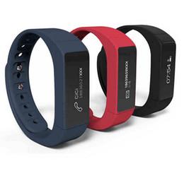 Wholesale Bracelet Activité iwown I5 plus intelligent Bracelet Bluetooth Intelligent Sport montre Smart Watch Étape sommeil piste appelant Dropshipping