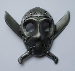 Friday the 13th Jason Voorhees Machete Belt Buckle