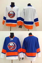 30 Teams-Wholesale 2015 New Arrival New York Islanders Hockey Jerseys Blank Jersey,Free Shipping
