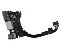 Wholesale Power Board Magsafe I O Audio USB Board for MacBook Air quot Late A1370 B working
