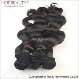 Wholesale A Malaysian Virgin Hair Body Wave Raw Malaysian Human Hair Extensions