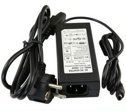 Wholesale AC V to DC V A Power Supply Adapter Transformer For LED Light Strip W W W Converter Driver Security LCD Monitor