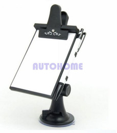 Wholesale 1 X Universal Car Window Suck Mount Card Tablet Message Notes Writing Pad Holder order lt no track
