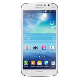 Wholesale Original refurished Samsung GALAXY Mega I9205 i9200 Dual Core GHz inch GB GB MP MP Android4 GSM G Unlocked Smart Phone