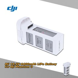 Wholesale Original Dji LiPo Battery DJI Phantom Battery mah mah V Smart Bettery For DJI Phantom Professional Advanced Standard