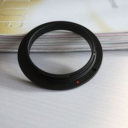 Wholesale Nuevo adaptador de montaje Canon EOS EF Anillo D D D D D Rebel XSi T1i mm lente de la cámara