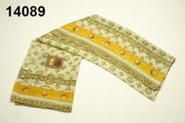 Wholesale Summer Winter Pure Silk Women Long Scarf Wraps Printed Fashion Pattern Mulberry Silk Scarf Shawl