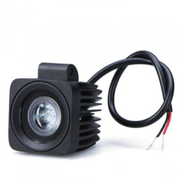 2.5 INCH 10W CREE LED WORK LIGHT , FOG LIGHT FOR OFF ROAD 4x4 , MOTORCYCLE BOAT ATV 12V24V IP67