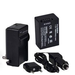 Wholesale DMW BMB9E Battery Charger Car Charger For Panasonic LUMIX DMC FZ40 FZ45 FZ60 FZ100 FZ47 DMC FZ45 DMC FZ60