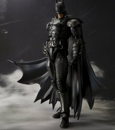 Wholesale Bat Man Action Figure In Justice Bat Man S H Figuarts CM Anime Model Toys Juguetes Movie Cartoon SHF Toy