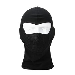 Wholesale Winter Outdoor Warm Breathable Mask Balaclava Riding Cycling Motorcycle Helmet Liner Windproof Hats Full Face Masks Scarf