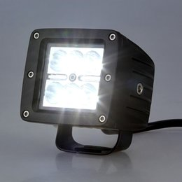 Waterproof 3inch 18W Cree LED Work Light Bar Spot Driving Lighting Offroad Fog Lamp Boat Car Auto Headlight Floodlight