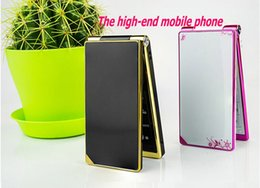 Wholesale Selling high end men and women old Fook F633A clamshell mobile phone
