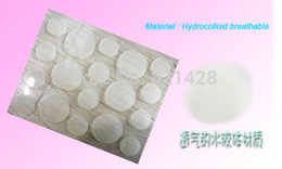Wholesale peas picture Cosmetic Dressings Invisible hydrocolloid acne patches installed stickers affixed Peas pea powder peas picture