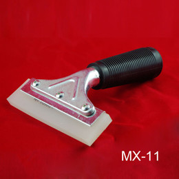 imported high quality Water Squeegee with Rubber Scraper blade for Car Auto Glass Window tool Washing MX-11