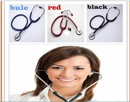 Wholesale 100 Brand New Professional Acoustical Littmann Classic Auscultatory Stethoscope new new brand fashion