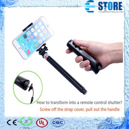 RK88E Gopro Monopod Outdoor Selfie Stick Kits Bluetooth Monopod for Gopro hero 3 4 for IOS Android Phones