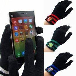 Wholesale Shipping Beijing Guoan Football fans Shanghai Shenhua Guangzhou Hengda Shandong Luneng Winter Training Gloves