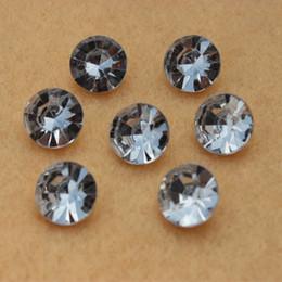 100PCS 12mm Satellite bottom tip drill Acrylic Rhinestone carft beads ZZ254