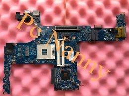 Ordinateur portable hp i7 à vendre-Vente en gros-Original 642759-001 pour HP 8460p 8460W portable Carte mère CPU i3 intel i5 i7 QM67 pleine fonctionnelle
