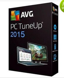 Wholesale AVG PC TuneUp Utilities years PC System Optimization Software multi language Activation code Full Version years